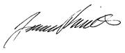 Jim Rickards Signature