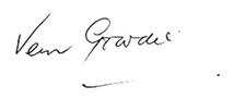 Vern Gowdie Signature